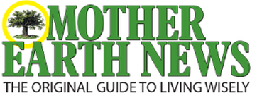 mother earth news logo